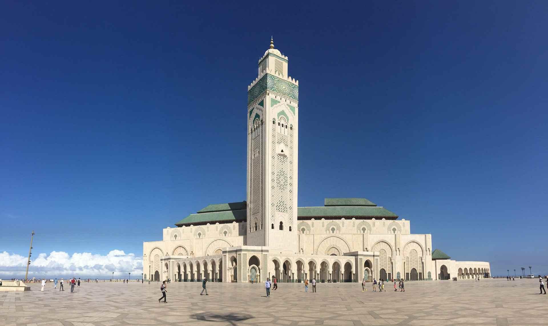 Casablanca Morocco Vacations