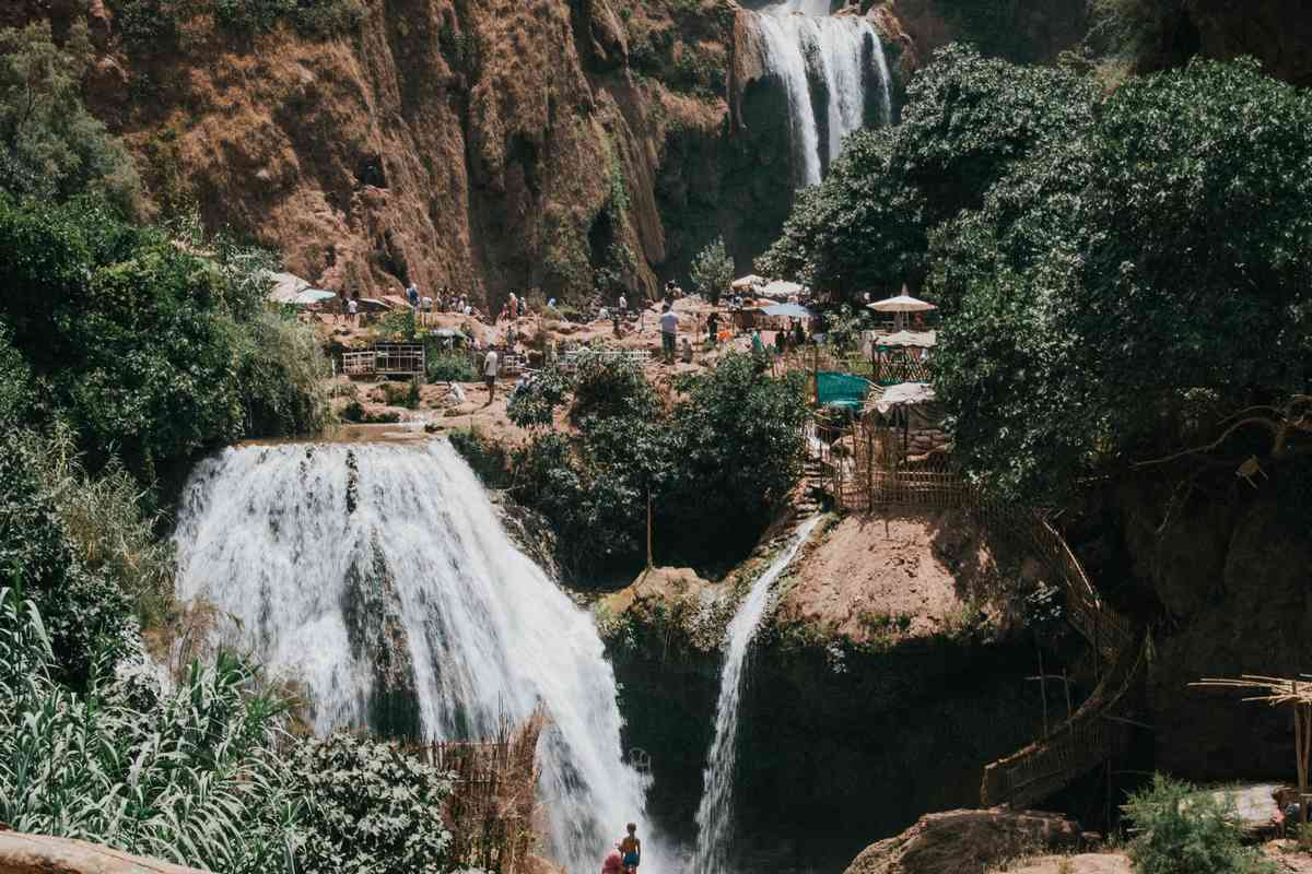 sergio teixeira svdabxVg7 4 unsplash 1 - Ouzoud Waterfalls Day Trip From Marrakesh